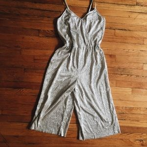 Other - Shimmery Gold/Silver Jumpsuit
